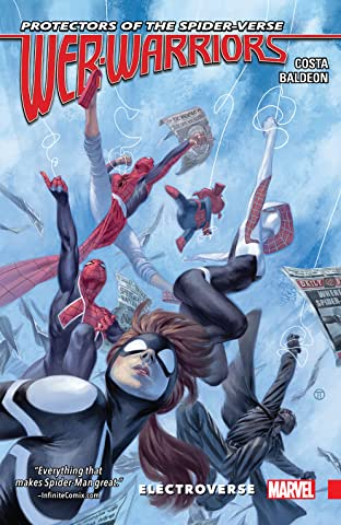 Web Warriors of the Spider-Verse Vol. 1: Electroverse