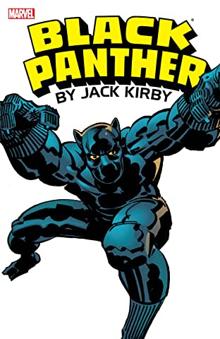 Black Panther by Jack Kirby Tome 1