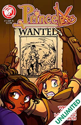 Princeless Vol. 2 #1 (of 4)