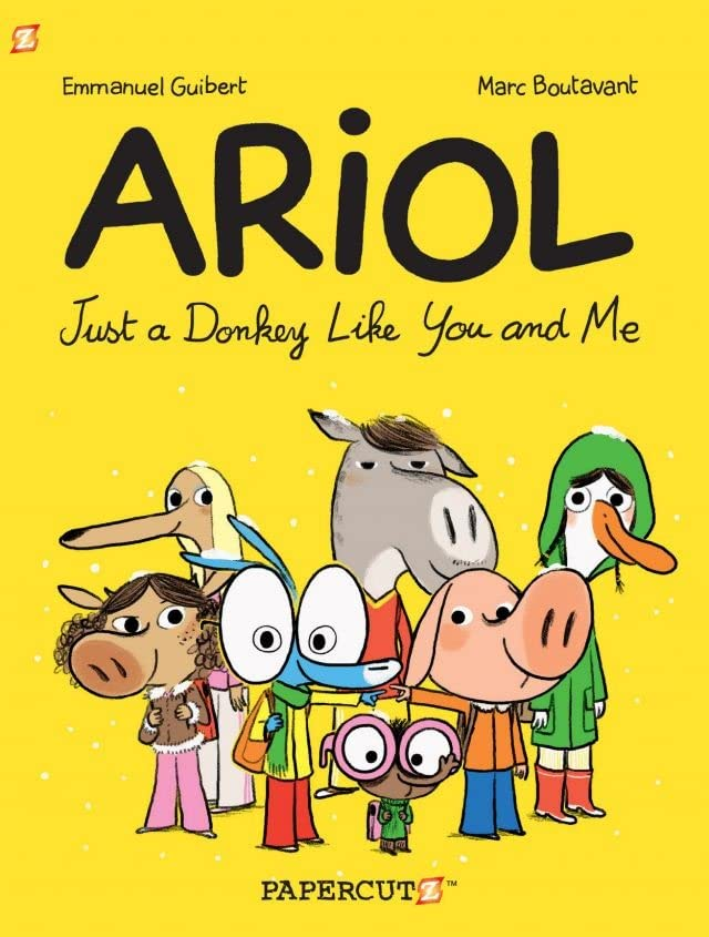 Ariol Vol. 1: Just A Donkey Like You & Me Preview