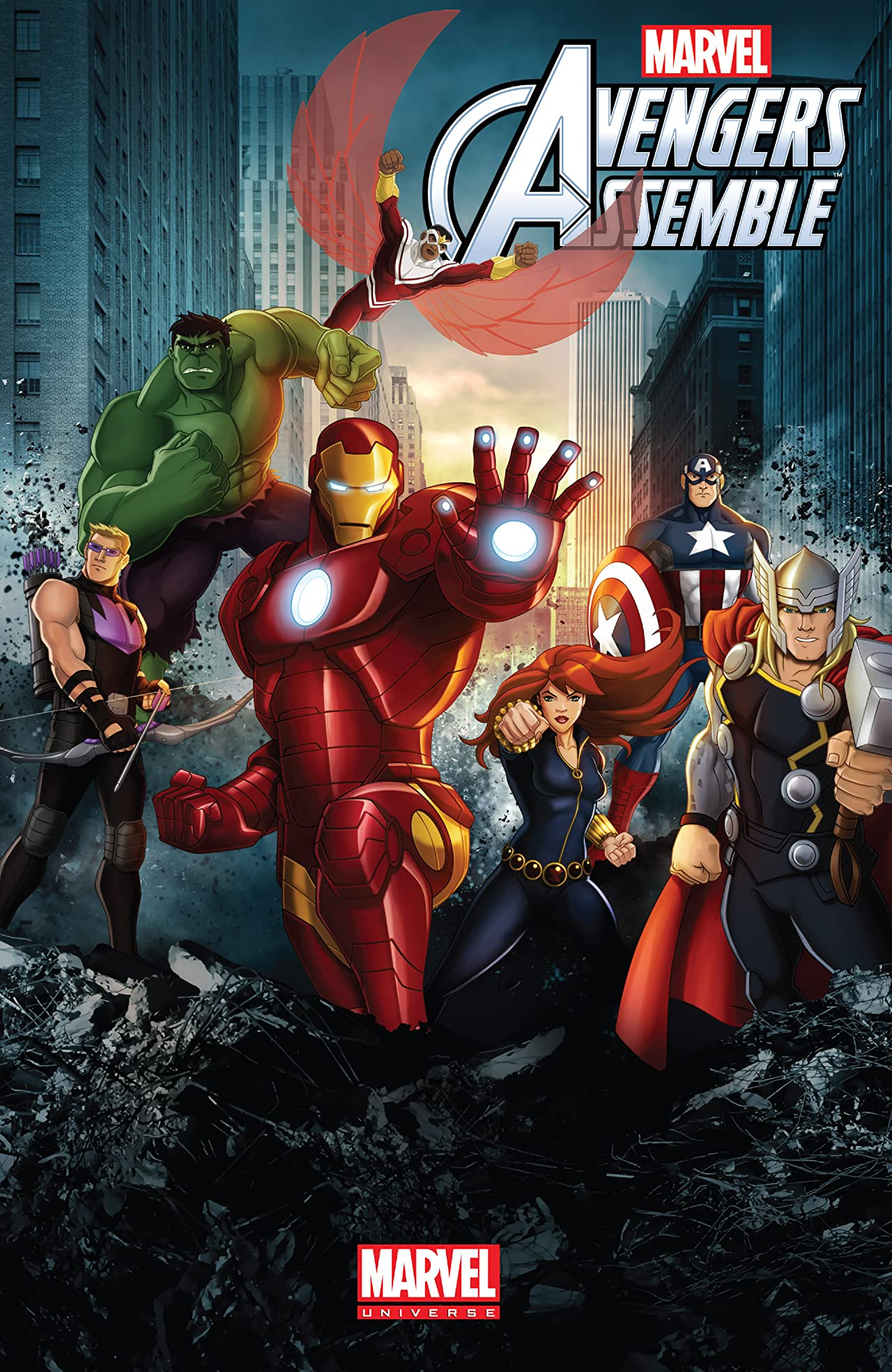 Marvel Universe Avengers Assemble Vol. 1