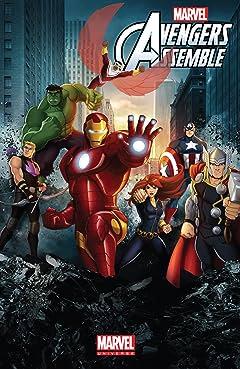 Marvel Universe Avengers Assemble Vol. 1