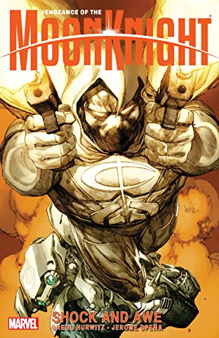 Vengeance of the Moon Knight Vol. 1: Shock and Awe