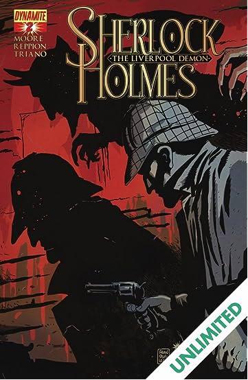Sherlock Holmes: Liverpool Demon #2 (of 5)
