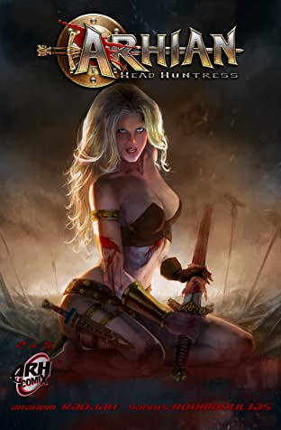 Arhian Head Huntress #2