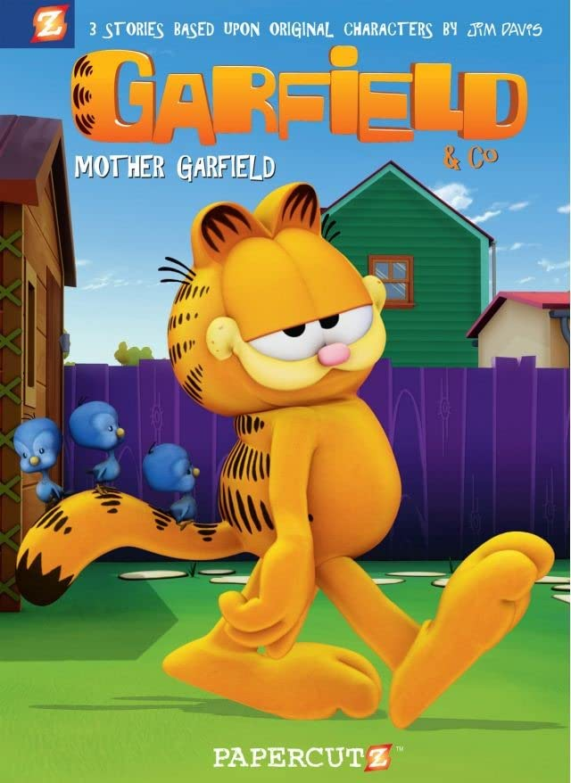 Garfield and Company Vol. 6: Mother Garfield Preview