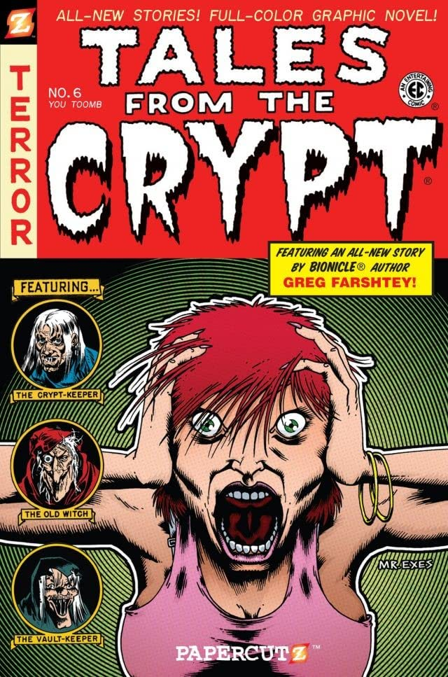 Tales From the Crypt Vol. 6: U Tomb Preview