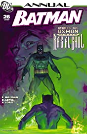 Batman (1940-2011): Annual #26