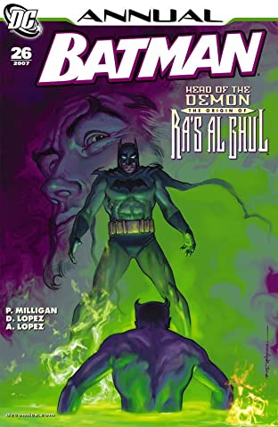 Batman (1940-2011) #26: Annual