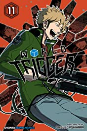 World Trigger Vol. 11