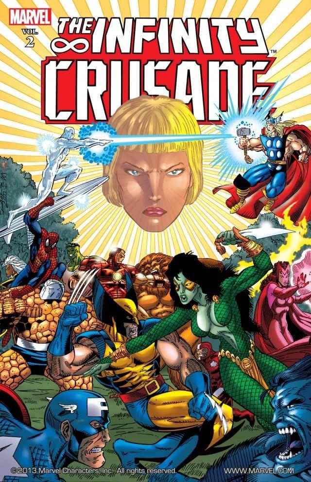 Infinity Crusade Vol. 2