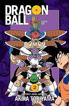 Dragon Ball Full Color: Freeza Arc Vol. 2