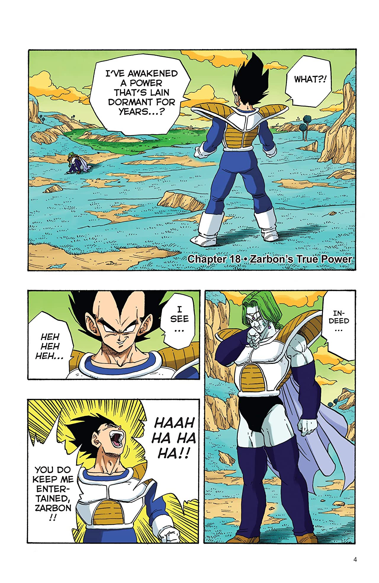 Dragon Ball Full Color: Freeza Arc Vol. 2