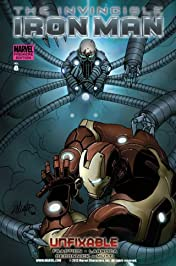 Invincible Iron Man Tome 8: Unfixable