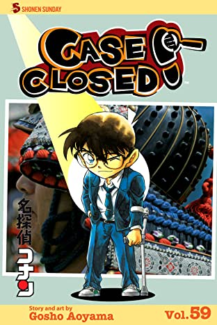 Case Closed Vol. 59