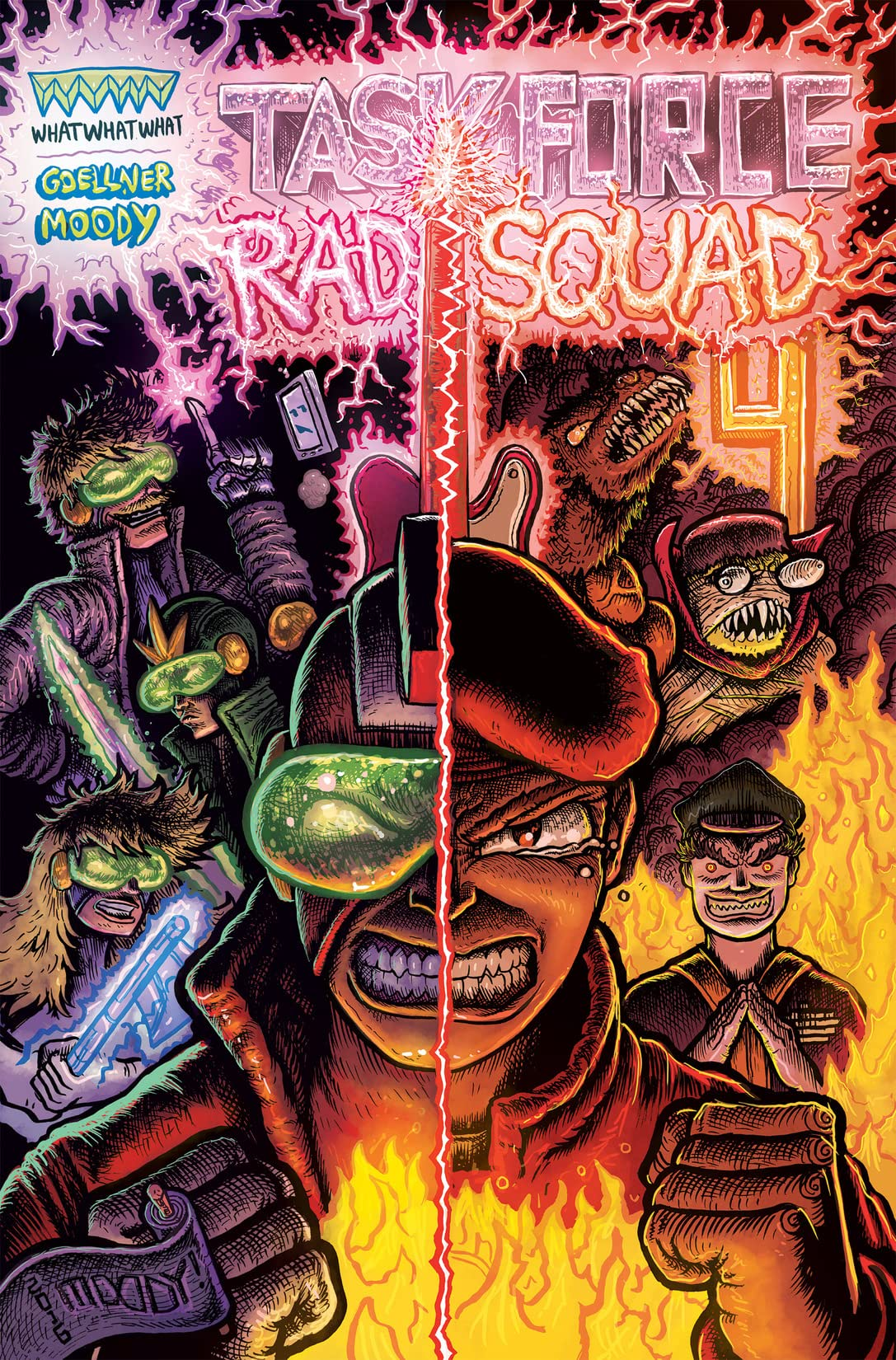 Task Force Rad Squad #4