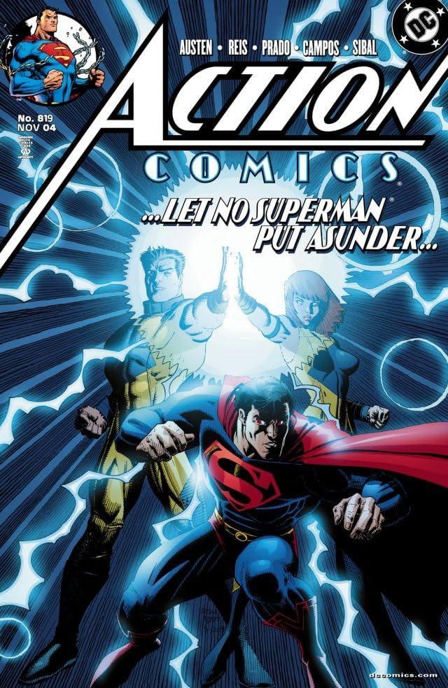 Action Comics (1938-2011) #819
