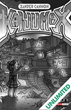 Kaijumax: Season Two #3