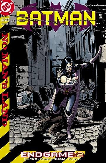 Batman (1940-2011) #574