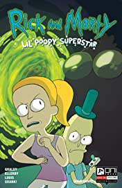 Rick and Morty: Lil' Poopy Superstar #1
