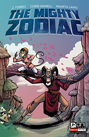 The Mighty Zodiac #4