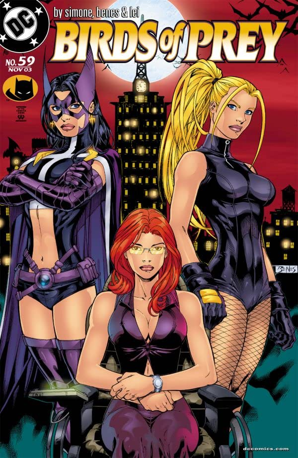Birds of Prey (1999-2009) #59