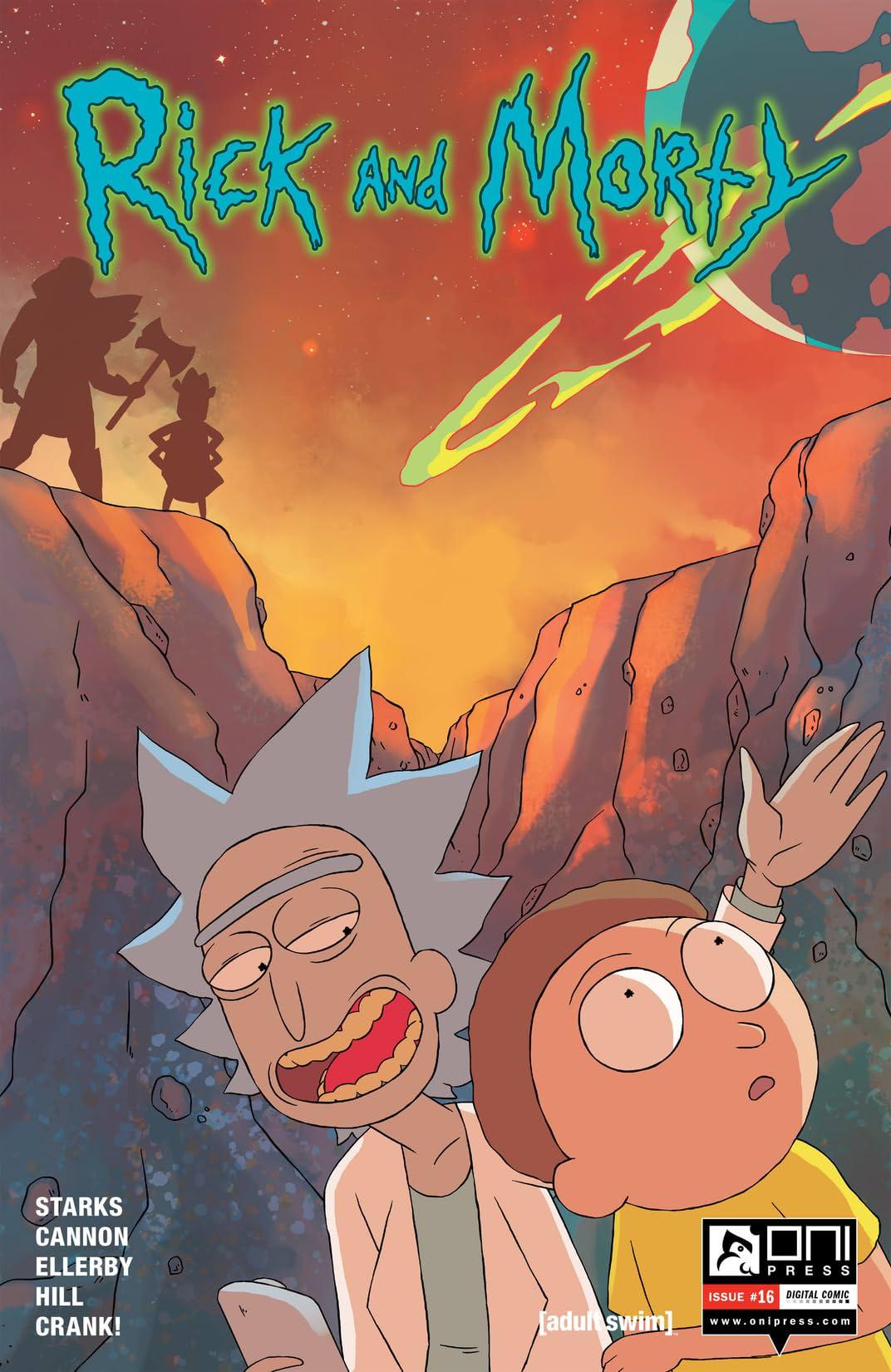 Rick and Morty #16