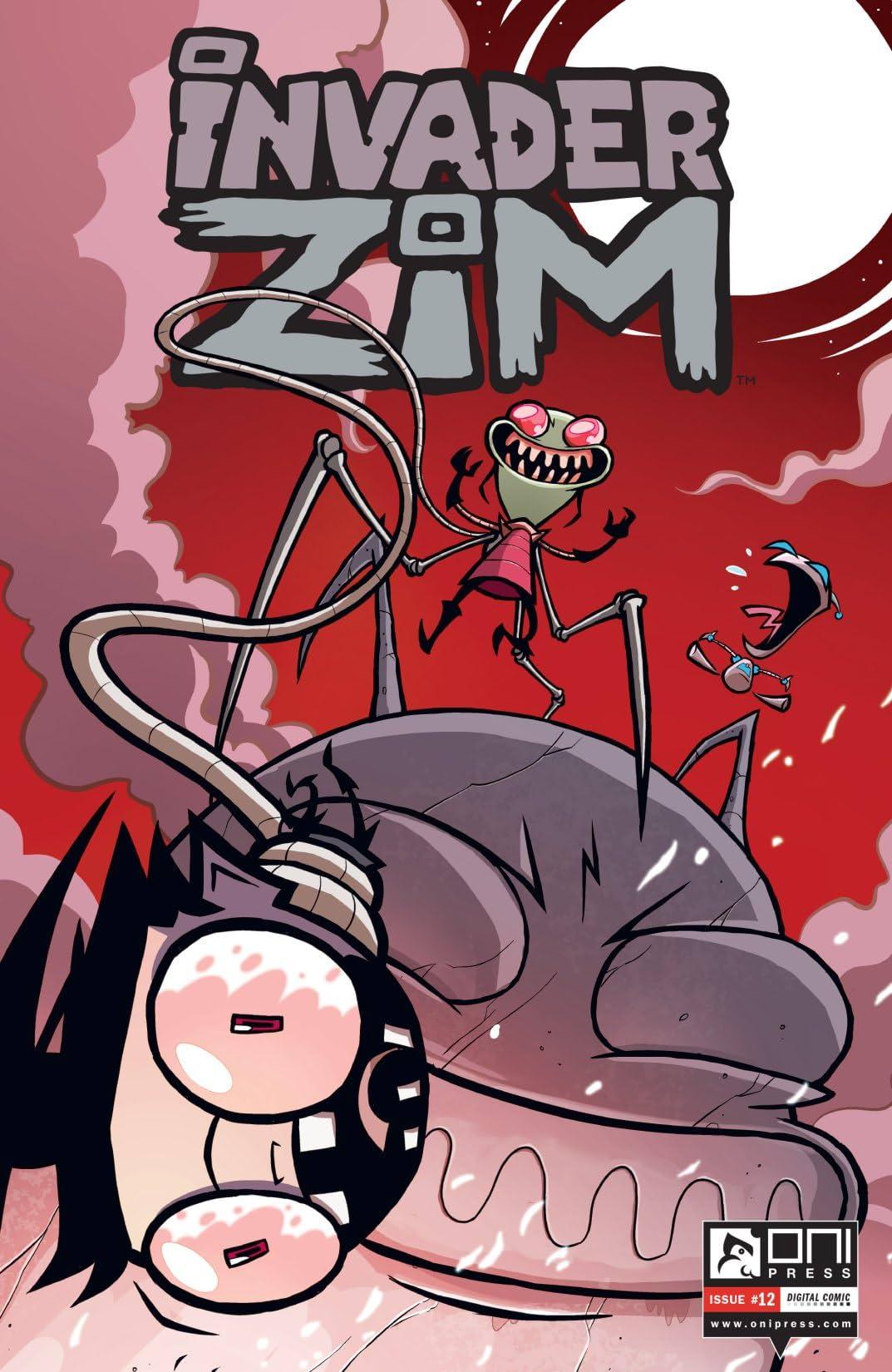 Invader Zim #12