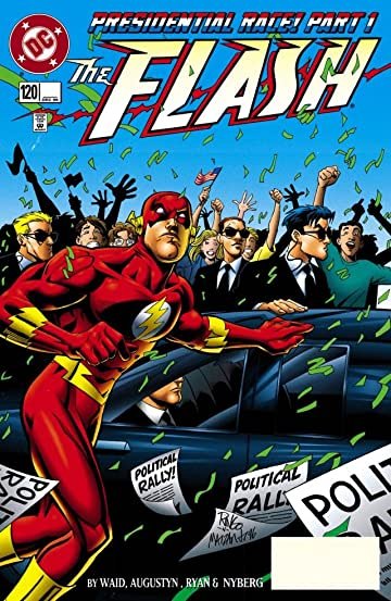The Flash (1987-2009) #120