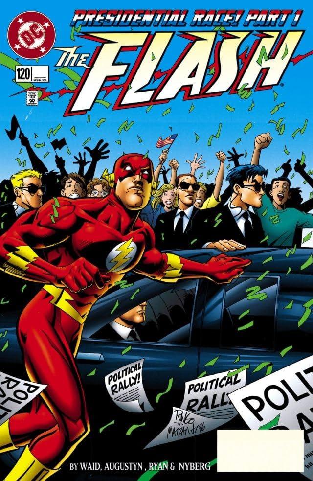 The Flash (1987-2009) #120