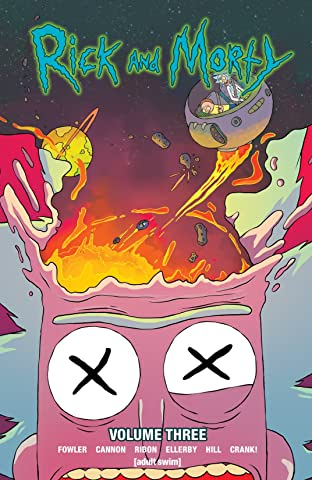 Rick and Morty Tome 3