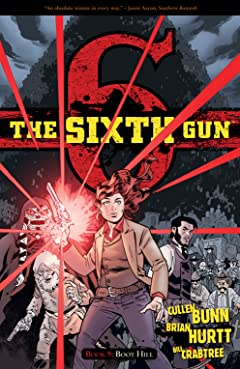 The Sixth Gun Vol. 9