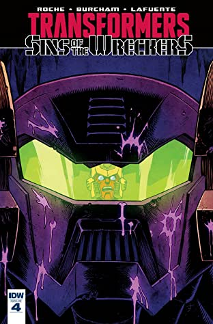 Transformers: Sins of the Wreckers #4 (of 5)