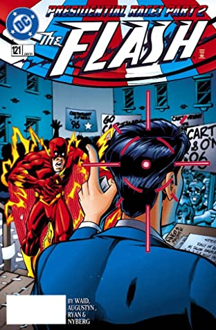 The Flash (1987-2009) #121