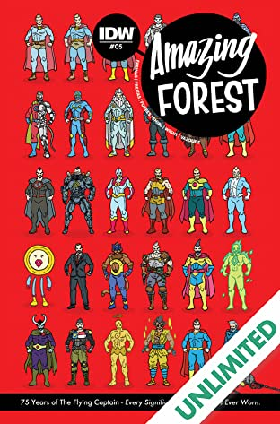 Amazing Forest (2016) #5