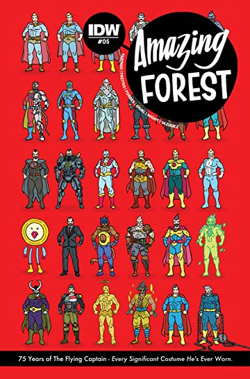 Amazing Forest (2016) No.5