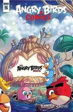 Angry Birds Comics (2016) #5