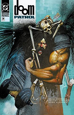 Doom Patrol (1987-1995) #36