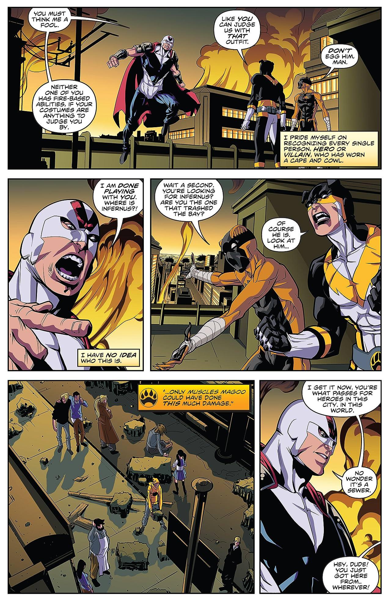 Actionverse #4