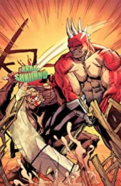 Bigfoot: Sword of the Earthman #6
