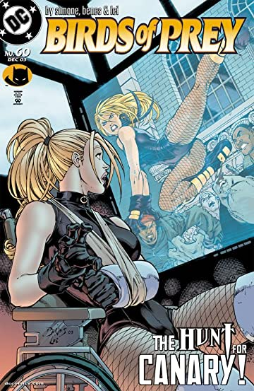 Birds of Prey (1999-2009) #60