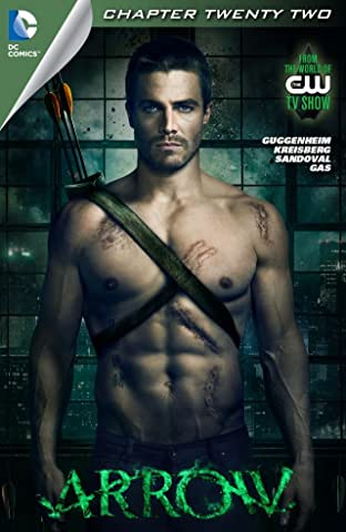 Arrow (2012-2013) No.22