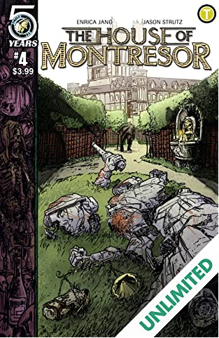 The House of Montresor #4