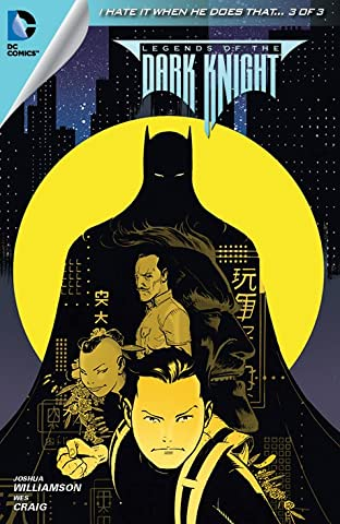 Legends of the Dark Knight (2012-2015) #40