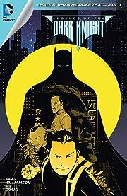 Legends of the Dark Knight (2012-) #40