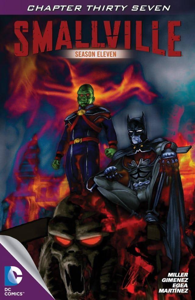 Smallville: Season 11 #37
