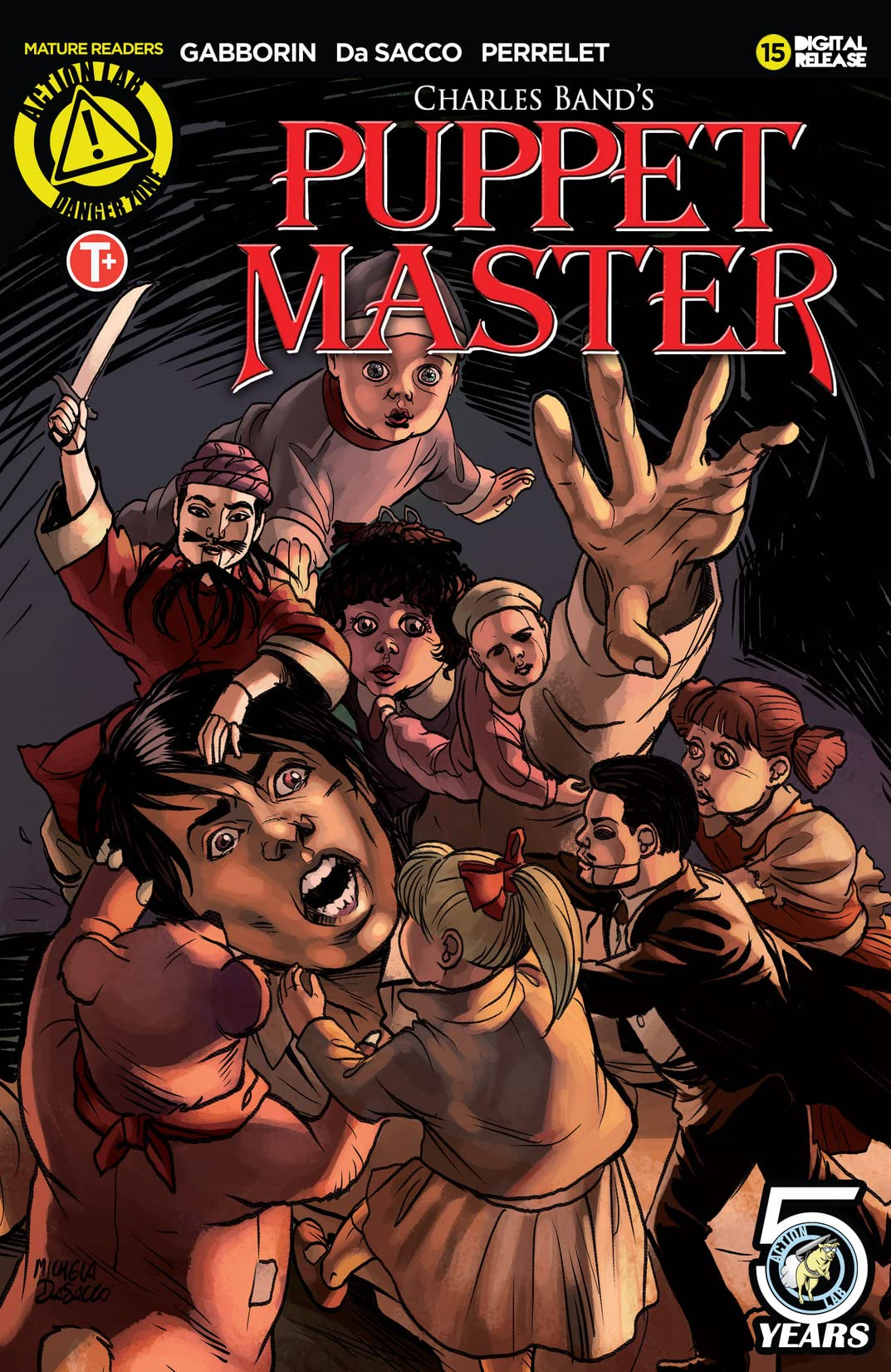 Puppet Master #15