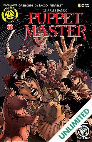 Puppet Master #15