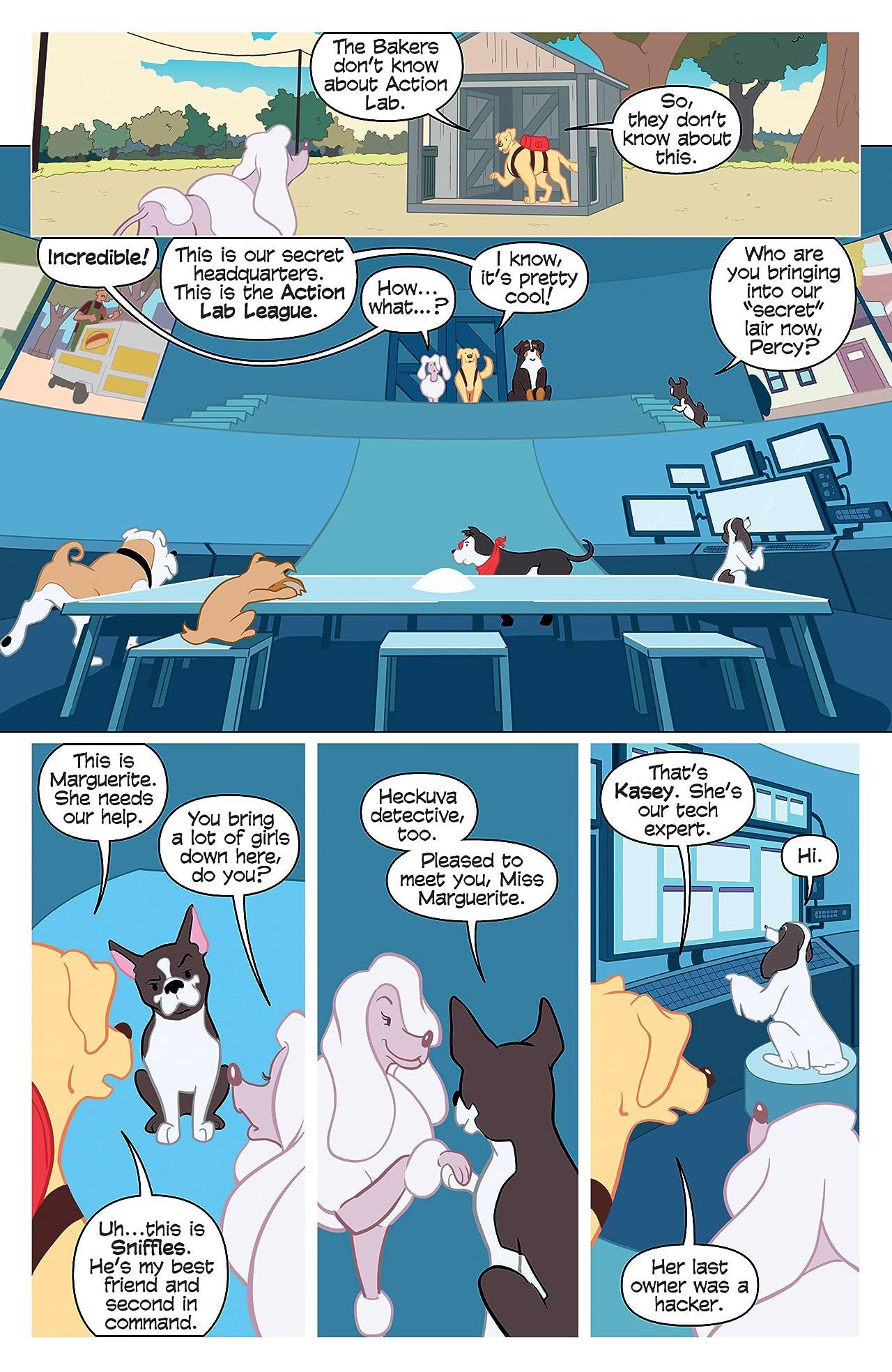 Action Lab: Dog of Wonder #2