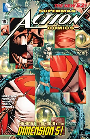 Action Comics (2011-2016) No.18